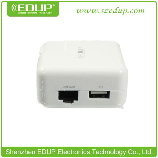 Bussiness Portable Wireless Partner Mini 150Mbps openwrt