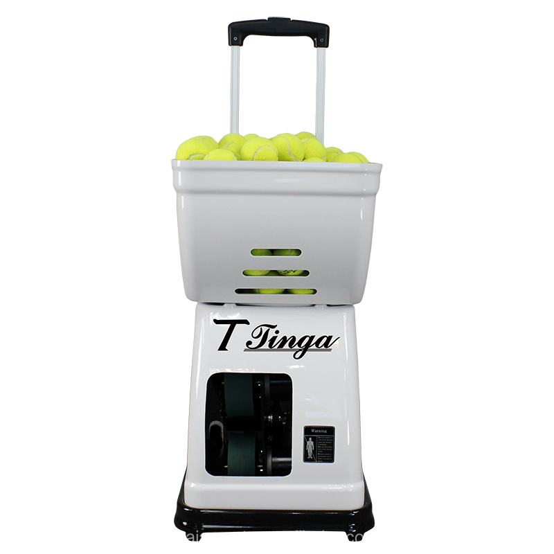 2016 remote control tennis ball machine T2015
