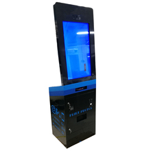 32 inch photo booth print touch screen kiosk