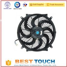 Cooling system auto parts radiator denso radiator fan motor motorcycle radiator fan