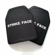 NIJ Level 4 Stand Alone Ballistic Panel/NIJ III bulletproof vest plate/NIJ level 3A Body Armor Plates