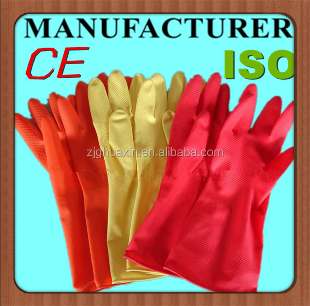 Household High Quality Rubber Tater Mitts Quick Peeling Potato Gloves