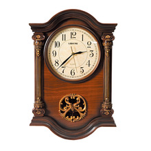 Old style wall clock B8072-1
