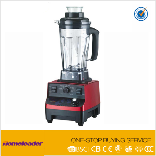 Stainless Steel Blade Food Commercial Blender