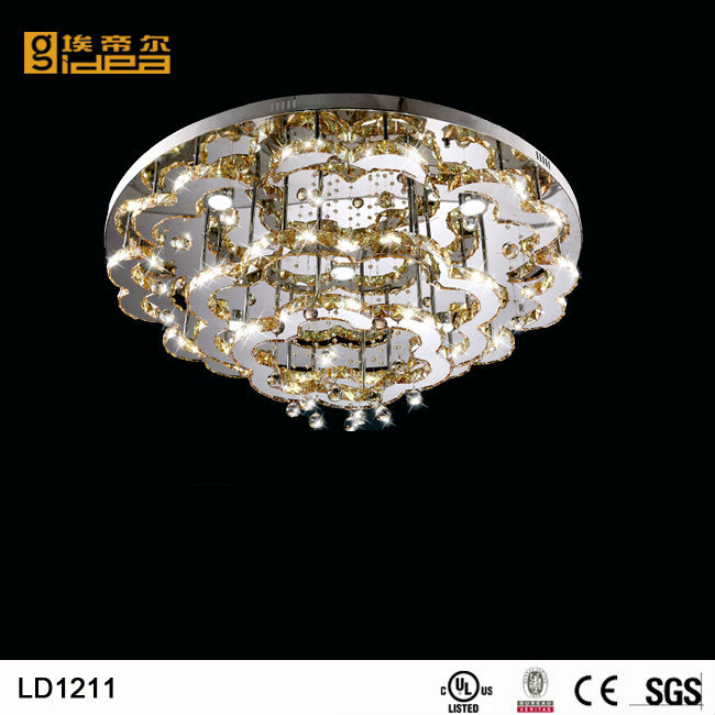 led lights ceiling lamp, hanging ceiling lamp, Star shaped ceiling lamp
