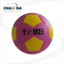 Size 2 Rubber football kids play PU soccer ball team use football