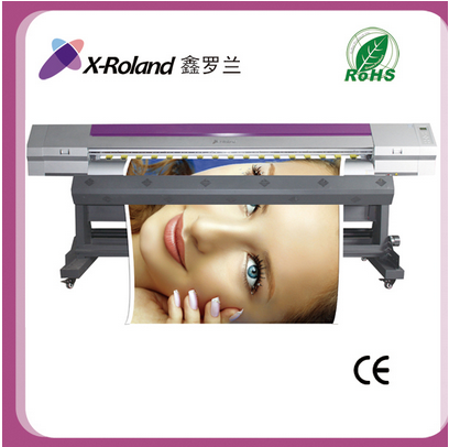 2016 New Products DX5 Head Eco Solvent Printer Cutter, Digital Photo Printing Machine Price