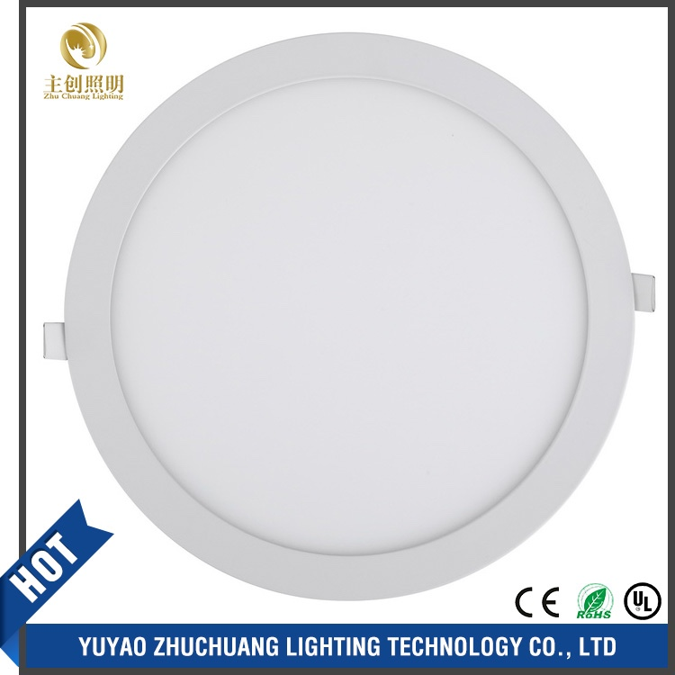 high quality led panel light 3w 4w 6w 9w 12w 15w 18w 24w Ce Rohs Pass Round shape