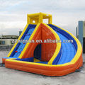 inflatable Batmobile water slide, Finding Nemo Front Load Slide