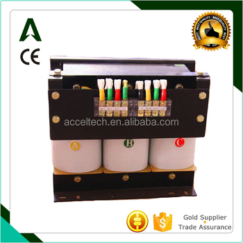 Three phase power supply servo motors servo systems transformer