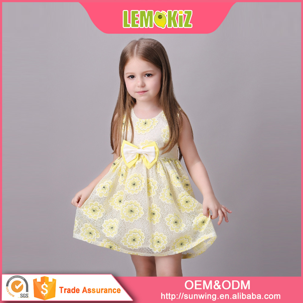 Children 39 S Boutique Clothing Nice Design Girl Casual Dress