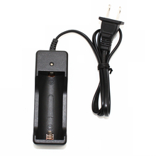 4.2V 1A EU US UK AU plug Portable Charger 26650 Li-ion Battery Charger Charging for Batteries of Flashlight Torch Headlight