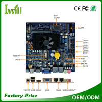 YL-1037H6 different types of motherboard dual core DDR3 motherboard