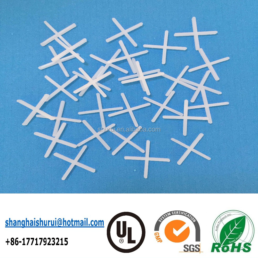 Customized 6mm plastic tile spacer Sold On Alibaba