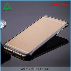 High quality metal bumper for iphone 6 s luxury bumper for iphone 6s plus