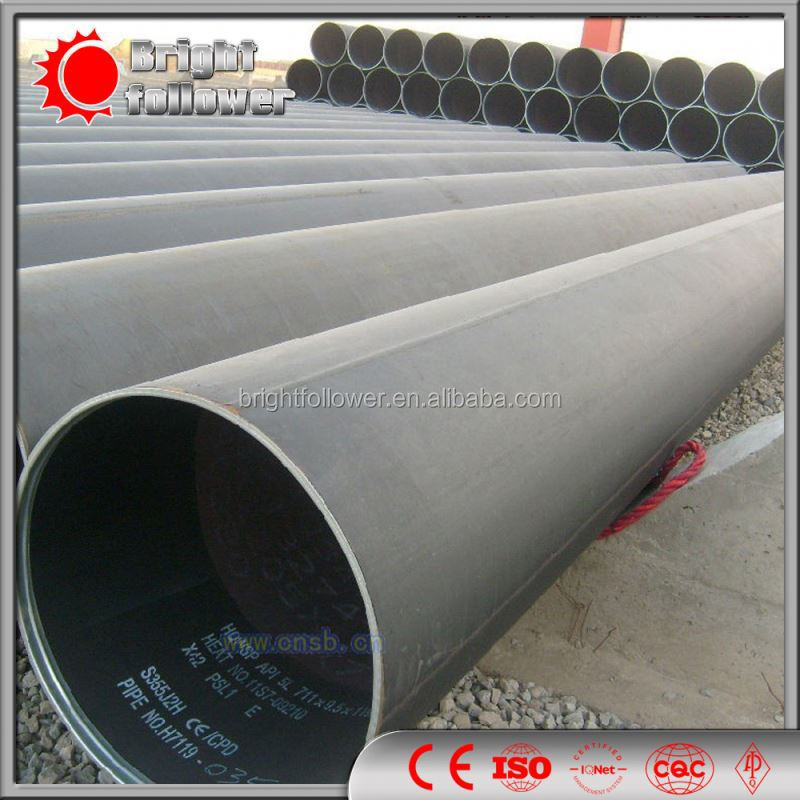 SAWH Welded Pipe/SSAW Steel Pipe/ corrugated steel pipe price