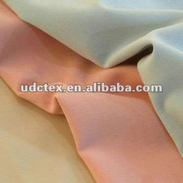T/R 4-way Stretch Crepe fabric (dobby, stripe)