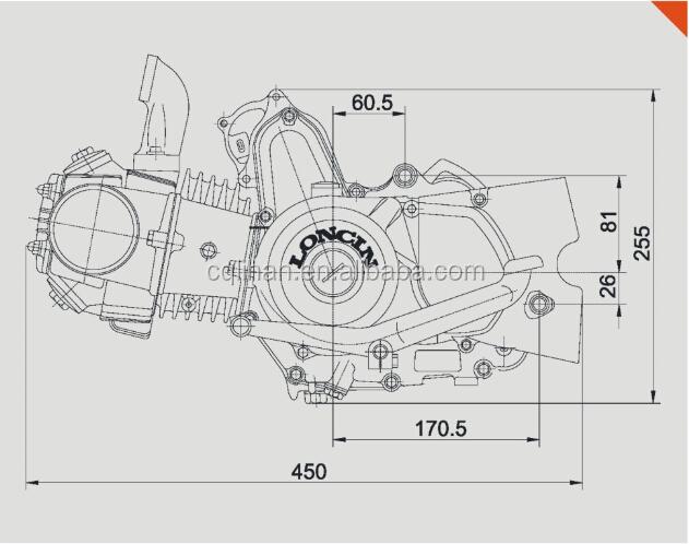 used 250cc engines