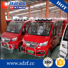 Competitive price electric motor utility passenger van