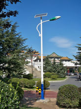 High-Power solar LED street lamp