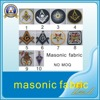 masonic fabric logo patch masonic patch mason woven patches