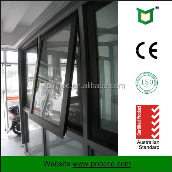 2016 New Modular Homes Windows Design Aluminium Chain Winder Windows for Sale