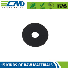 China Custom Made Round Flat O-Ring Rubber Colored Washers