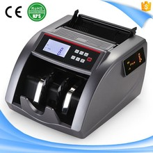 S131 ZC-797 currency and money counter machine for bill counting with Fake Note Mixed Denomination function CE ROHS