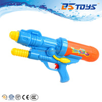 Wholesale blue plastic pump water gun