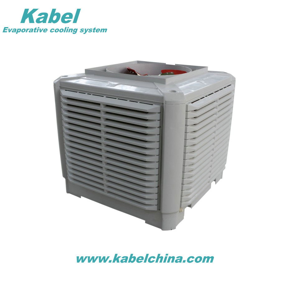 18000m3/h industrial evaporative air cooler air conditioners
