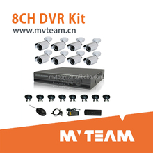 2014 First Season No.1 Sale cctv system 8ch With Remote View