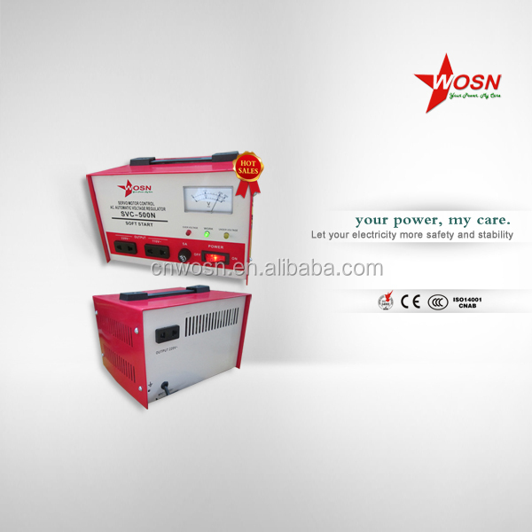 regulador de voltagem 220v 500w voltage stabilizer