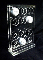 Hot Sell Acrylic Golf Ball Dispaly Holder For Sell