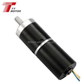 GMP36-TEC3650 24v dc brushless electric gear motors