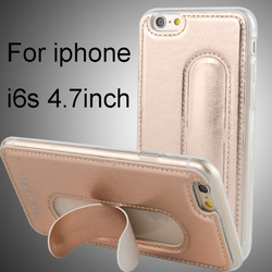 PU leather cover for iphone covers for iphone se/5s cellphone cover