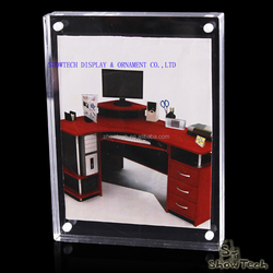 hot sale two sides acrylic picture photo frame making machine