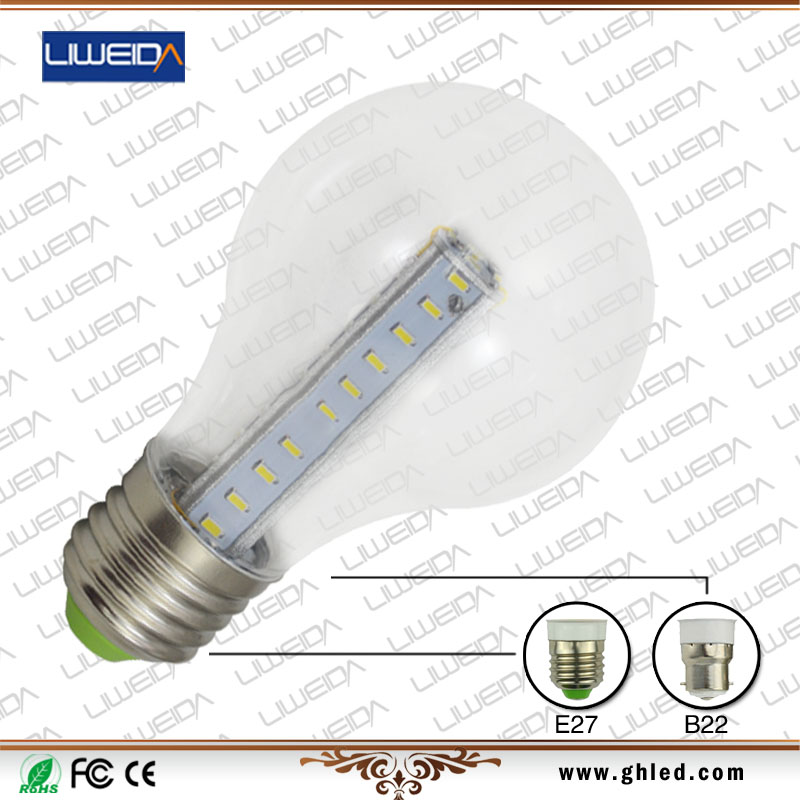 Hot sale lowest price china cabinet light bulbs with CE ROHS