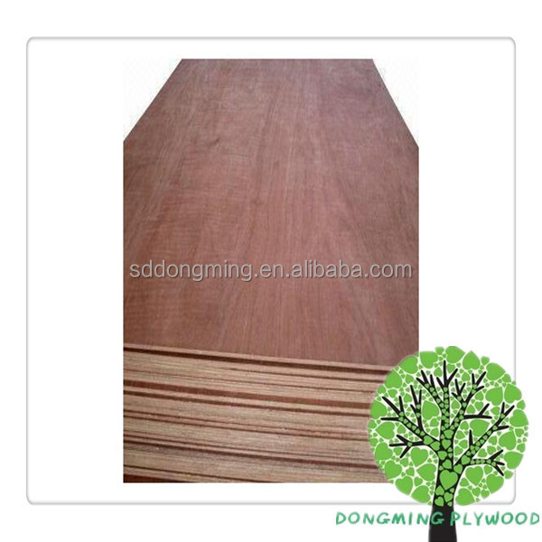 Red Hardwood Lumber/Packing Grade Plywood with Best Price