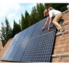solar panel pole mounting system solar roof mounting system