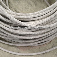 Tongchuang ceramic fiber rope for stove door seals