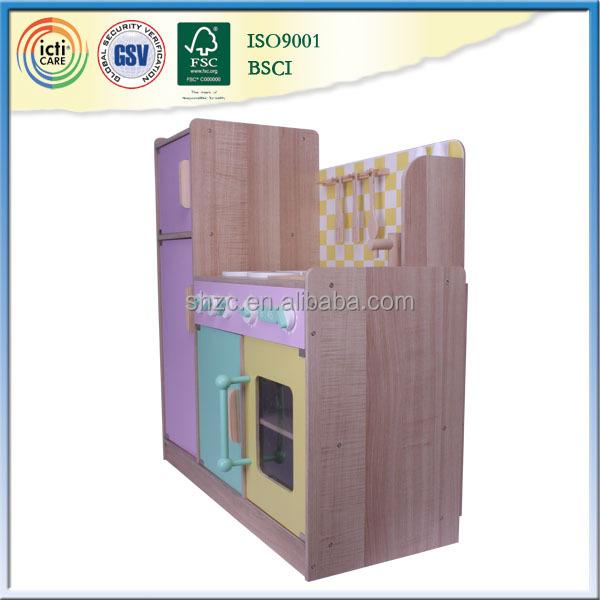 High quality children indoor kitchen furniture toy set for Gambar kitchen set high quality