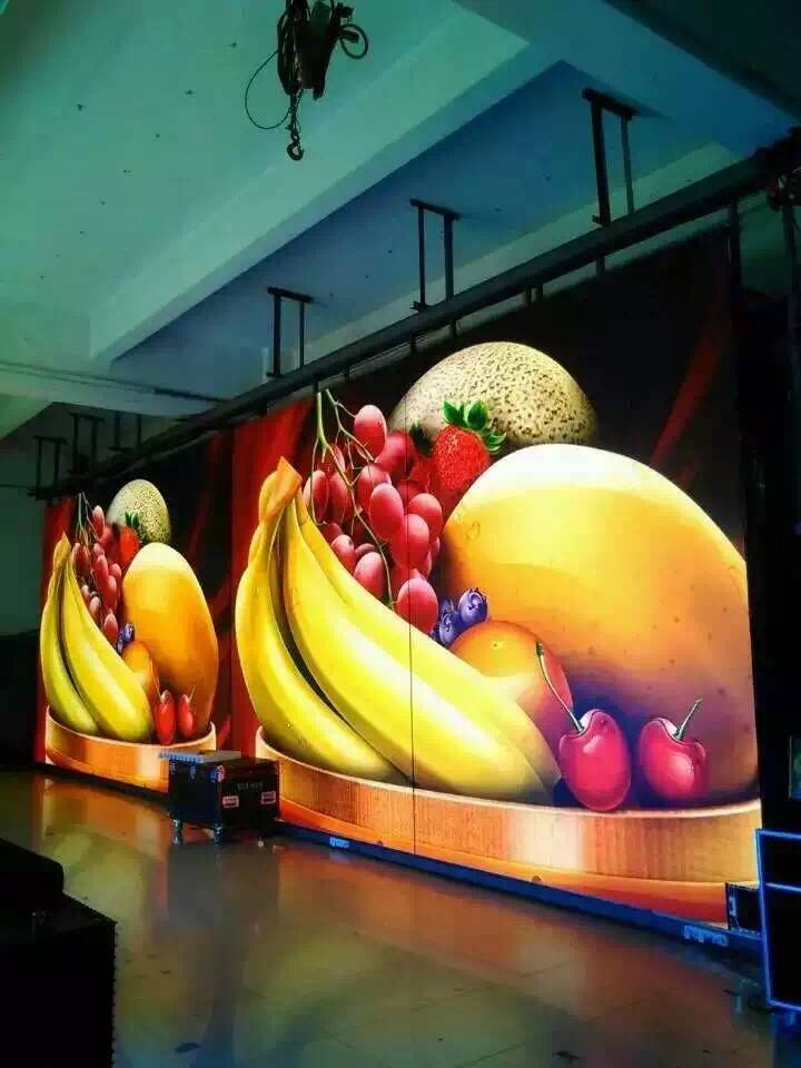 China Outdoor Advertising LED Panel P10 Waterproof IP65 Display Screens Cheap Prices For Van Cars