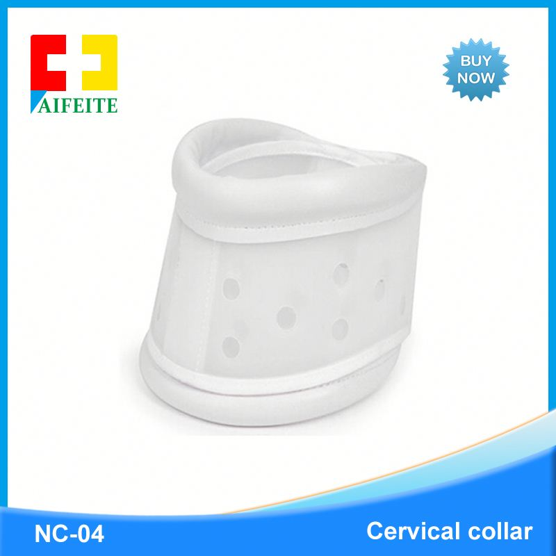 Hospital furniture neck traction collar