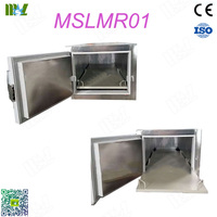 MSLMRO1-R Super Stainless Steel Mortuary Body Refrigerator with stable performance/ Corpse Freezer for hospital