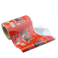 Printed Mylar Foil Laminated Packaging Film