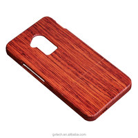 Walnut Case, Rose Wooden Phone Accessories, Natural Wooden Cell Phone Case for HTC one max