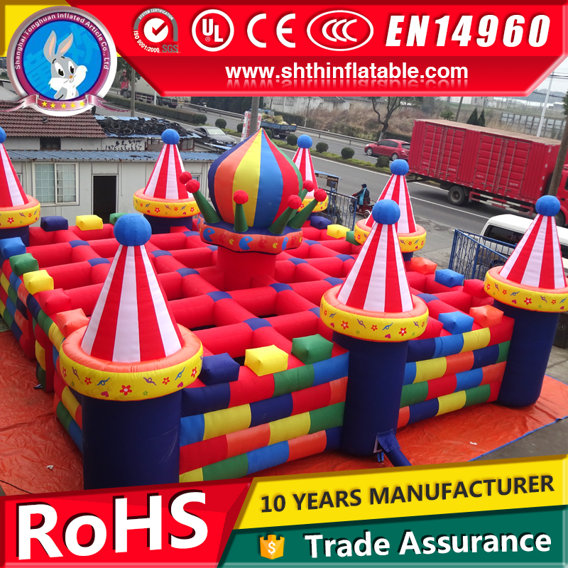 Inflatable Amusement fun City