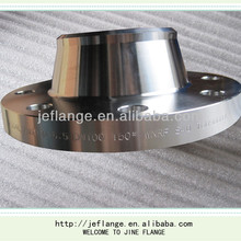 smooth stainless steel flange