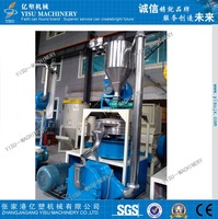 Hard PVC Plastic Powder Grinder/PVC Milling Machine
