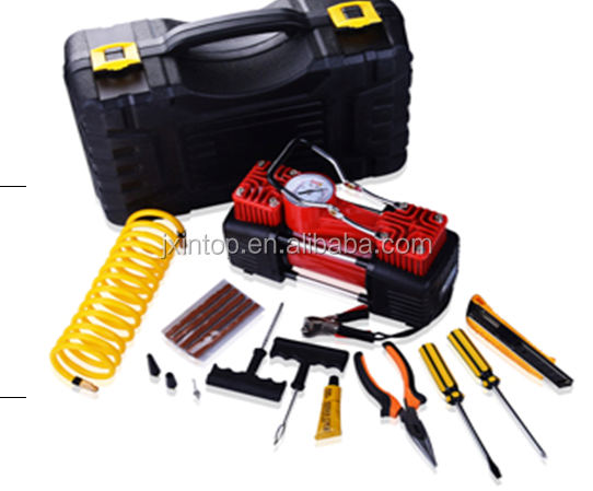 it8808 portable tire infaltors&electric air compressor tools kit